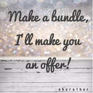 Other - Bundle! Save on Shipping!